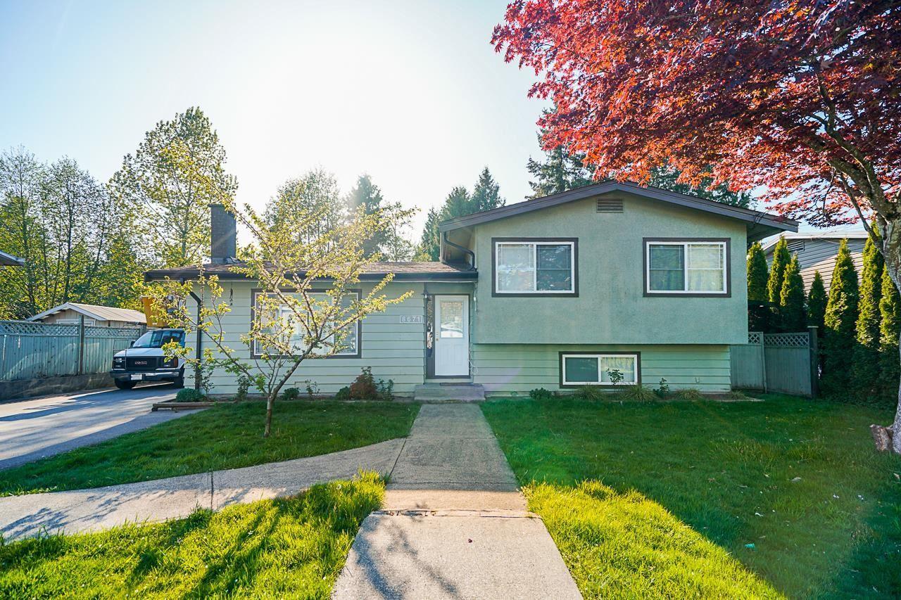 Main Photo: 8671 SHEPHERD Way in Delta: Nordel House for sale (N. Delta)  : MLS®# R2605912