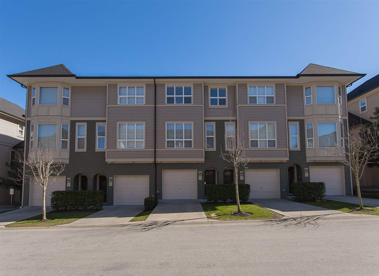 """Main Photo: 70 7938 209 Street in Langley: Willoughby Heights Townhouse for sale in """"Red Maple Park"""" : MLS®# R2241292"""