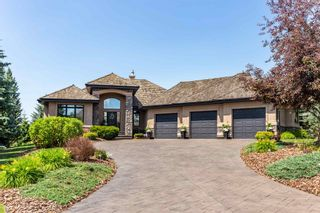Main Photo: 81 Riverpointe Crescent: Rural Sturgeon County House for sale : MLS®# E4253780