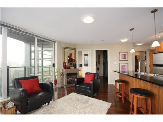 "Photo 5: # 2202 1199 SEYMOUR ST in Vancouver: Downtown VW Condo for sale in ""BRAVA"" (Vancouver West)  : MLS®# V1033200"