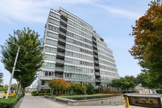 Photo 1: 202 181 ATHLETES Way in Vancouver: False Creek Condo for sale (Vancouver West)  : MLS®# R2615013