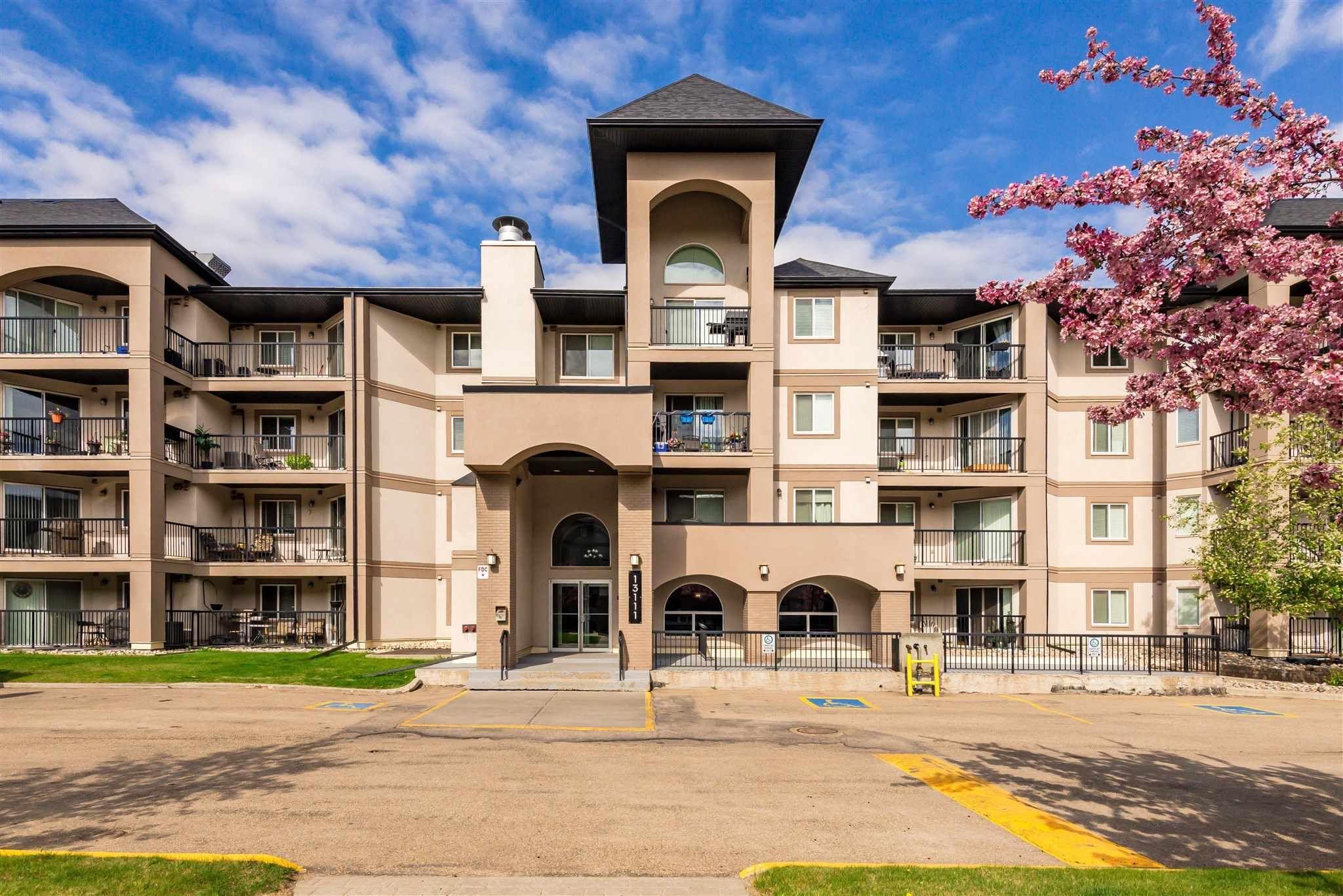 Main Photo: 328 13111 140 Avenue in Edmonton: Zone 27 Condo for sale : MLS®# E4246371