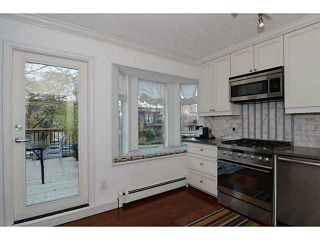 Photo 7: 1289 WOLFE Avenue in Vancouver: Fairview VW Townhouse for sale (Vancouver West)  : MLS®# V1059138