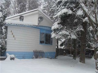 """Photo 1: 4081 JADE Drive in Prince George: Emerald Manufactured Home for sale in """"EMERALD"""" (PG City North (Zone 73))  : MLS®# N214614"""