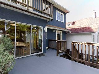 """Photo 9: 3835 W 24TH Avenue in Vancouver: Dunbar House for sale in """"DUNBAR"""" (Vancouver West)  : MLS®# V884363"""