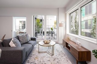 """Photo 2: 204 4932 CAMBIE Street in Vancouver: Fairview VW Condo for sale in """"PRIMROSE BY TRANSCA"""" (Vancouver West)  : MLS®# R2621383"""