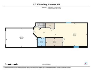 Photo 36: 917 Wilson Way: Canmore Detached for sale : MLS®# A1146764