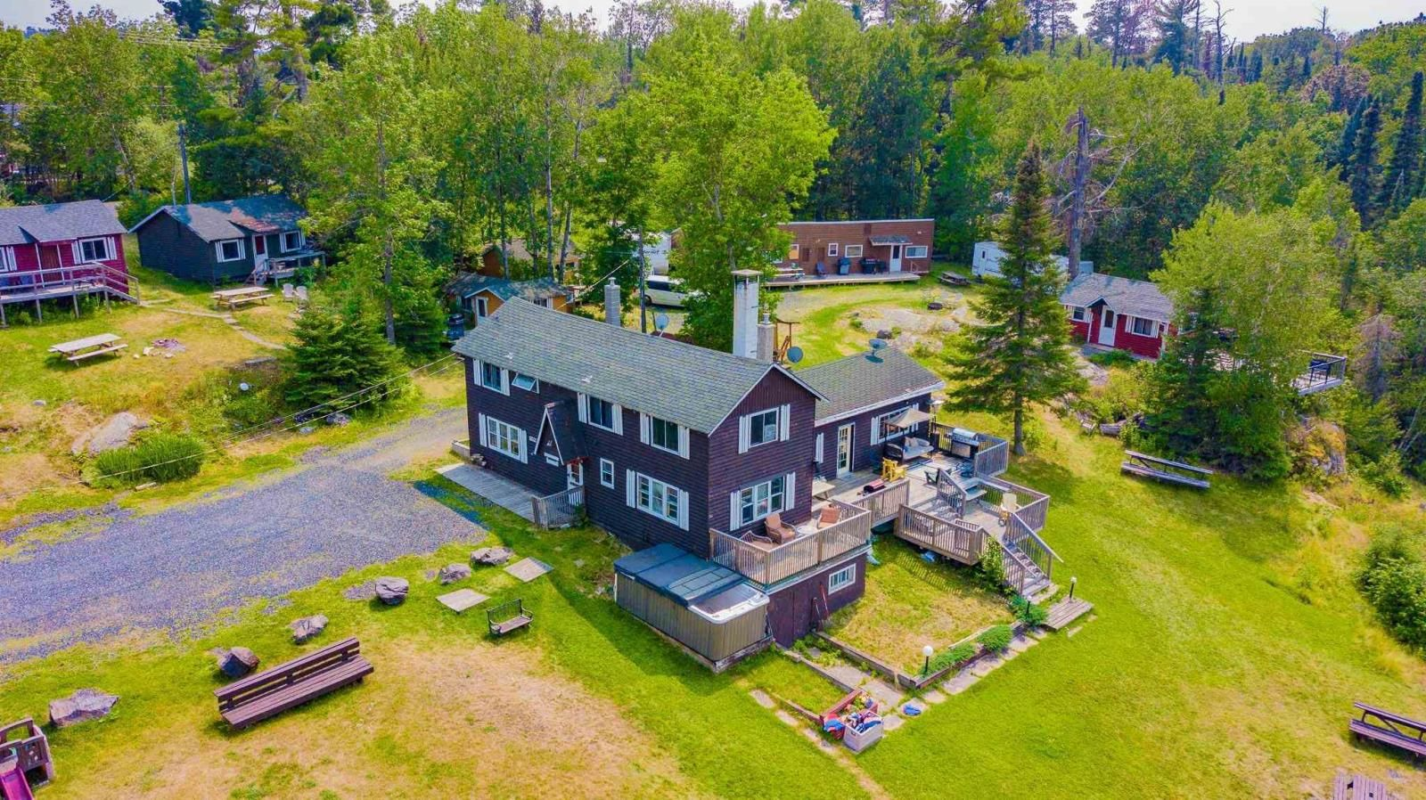 Main Photo: 24 McKenzie Portage road in South of Keewatin: House for sale : MLS®# TB212965