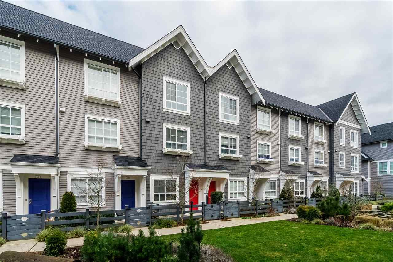 """Main Photo: 60 8438 207A Street in Langley: Willoughby Heights Townhouse for sale in """"YORK by Mosaic"""" : MLS®# R2334081"""