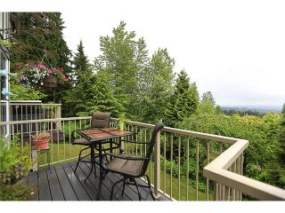 "Photo 17: # 1 1486 JOHNSON ST in Coquitlam: Westwood Plateau Townhouse for sale in ""STONEY CREEK"" : MLS®# V1008435"