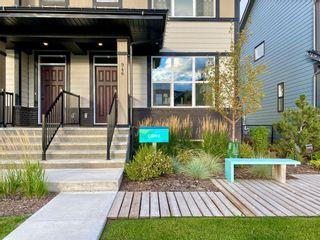 Photo 2: 946 Mahogany Boulevard SE in Calgary: Mahogany Semi Detached for sale : MLS®# A1146730