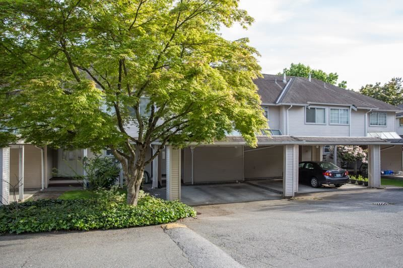 Main Photo: 34 1216 JOHNSON Street in Coquitlam: Scott Creek Townhouse for sale : MLS®# R2579945