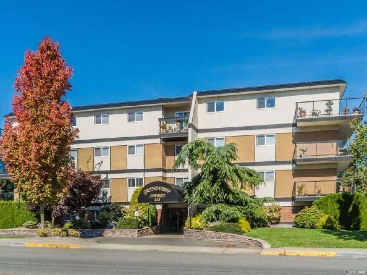 Main Photo: 405 255 W Hirst Ave in PARKSVILLE: PQ Parksville Condo for sale (Parksville/Qualicum)  : MLS®# 843000