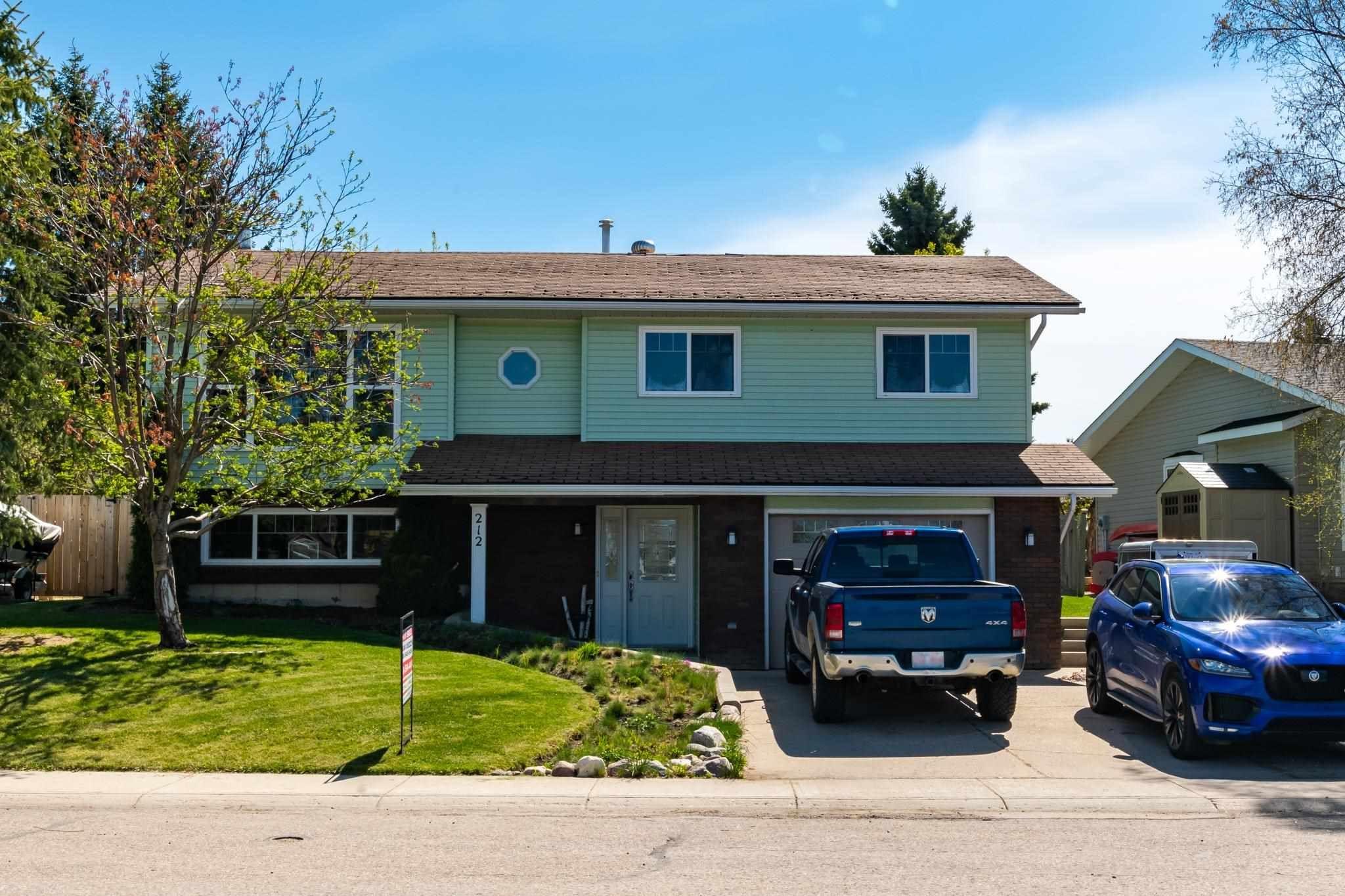 Main Photo: 212 21 Street: Cold Lake House for sale : MLS®# E4243125