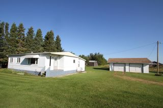 Photo 1: 47316 TWP Rd 590: Rural St. Paul County Manufactured Home for sale : MLS®# E4265296