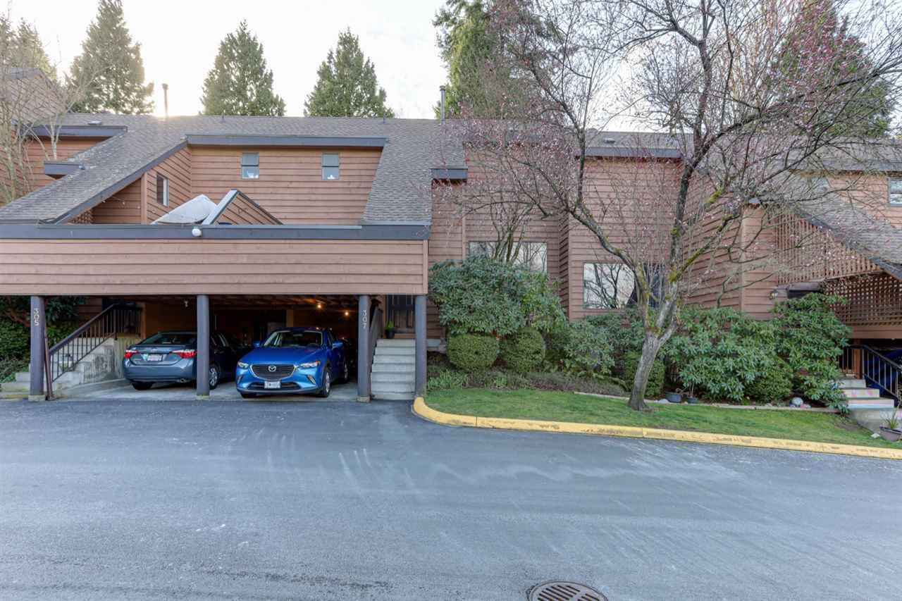Main Photo: 307 CAMBRIDGE Way in Port Moody: College Park PM Townhouse for sale : MLS®# R2558915