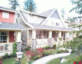 "Photo 1: 15 15255 36TH AV in Surrey: Morgan Creek Townhouse for sale in ""Fernwood"" (South Surrey White Rock)  : MLS®# F2602292"