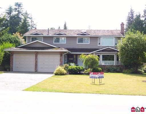 """Main Photo: 13360 18A Avenue in White_Rock: Crescent Bch Ocean Pk. House for sale in """"AMBLE GREENE"""" (South Surrey White Rock)  : MLS®# F2722065"""