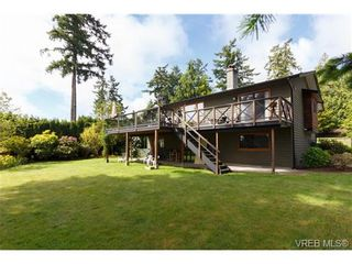 Photo 1: 2637 Tanner Rd in VICTORIA: CS Martindale House for sale (Central Saanich)  : MLS®# 701814