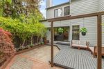 Main Photo: 11 3350 ROSEMONT Drive in Vancouver: Champlain Heights Townhouse for sale (Vancouver East)  : MLS®# R2581505