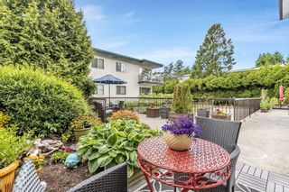 """Photo 31: 105 1379 MERKLIN Street: White Rock Condo for sale in """"THE ROSEWOOD"""" (South Surrey White Rock)  : MLS®# R2590545"""
