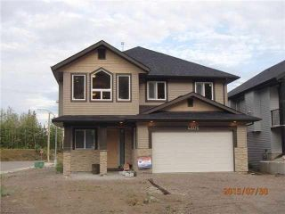 """Photo 1: 4605 AVTAR Place in Prince George: North Meadows House for sale in """"NORTH NECHAKO"""" (PG City North (Zone 73))  : MLS®# N243731"""