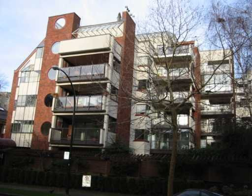 """Main Photo: 204 1665 NELSON Street in Vancouver: West End VW Condo for sale in """"EDGEMONT PLACE"""" (Vancouver West)  : MLS®# V808646"""