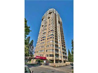 "Photo 1: 2406 6540 BURLINGTON Avenue in Burnaby: Metrotown Condo for sale in ""BURLINGTON SQUARE"" (Burnaby South)  : MLS®# V1075569"