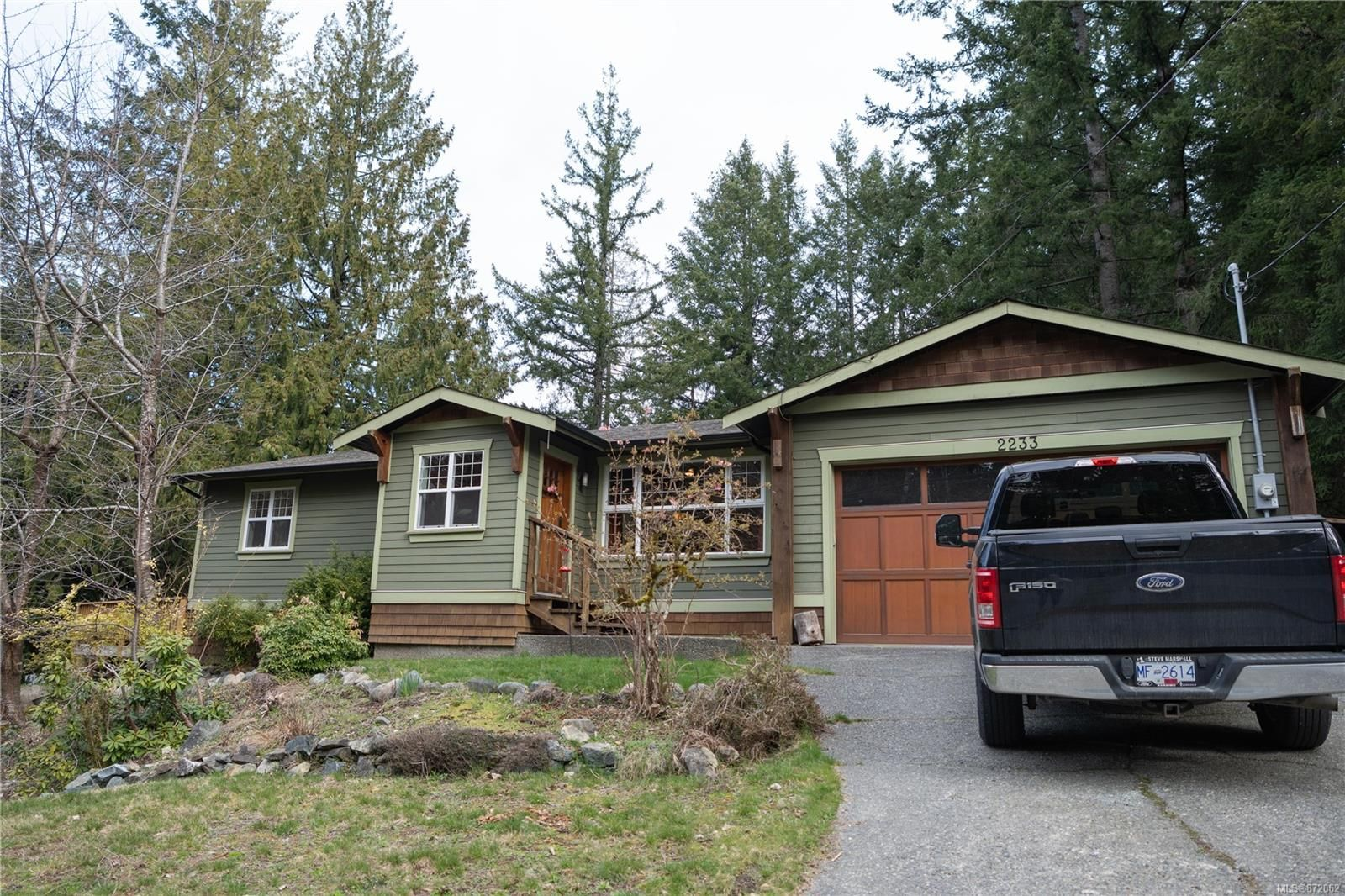 Main Photo: 2233 McKean Rd in : ML Shawnigan House for sale (Malahat & Area)  : MLS®# 872062