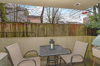 "Photo 17: 110 2211 W 5TH Avenue in Vancouver: Kitsilano Condo for sale in ""WESTPOINTE VILLA"" (Vancouver West)  : MLS®# R2434574"