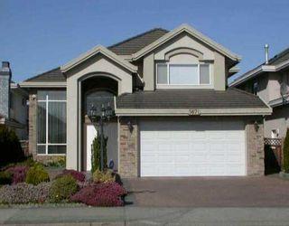 Photo 1: 5671 WILLIAMS Road in Richmond: Lackner House for sale : MLS®# V739418
