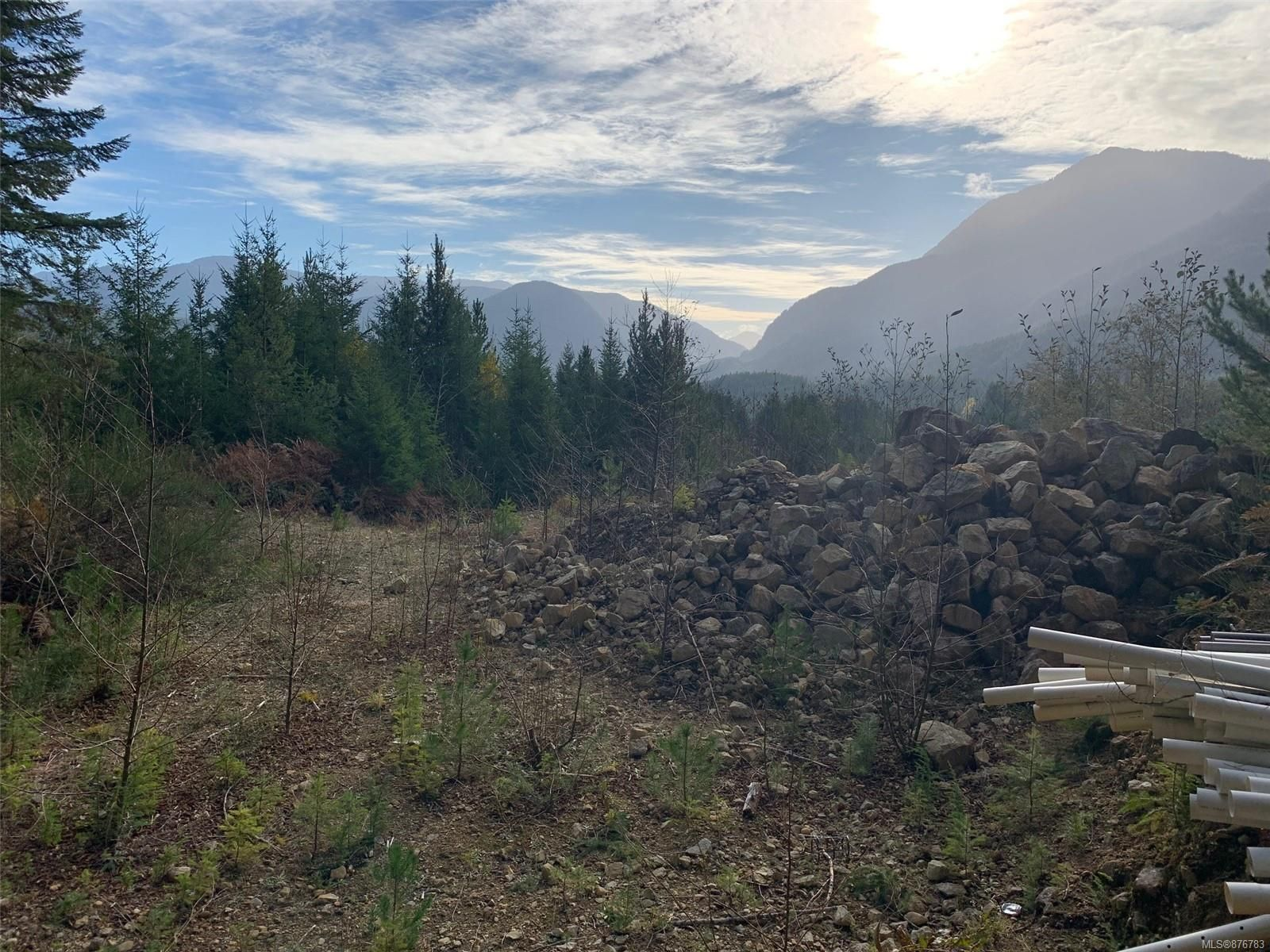 Main Photo: 443 Donner Dr in : NI Gold River Land for sale (North Island)  : MLS®# 876783
