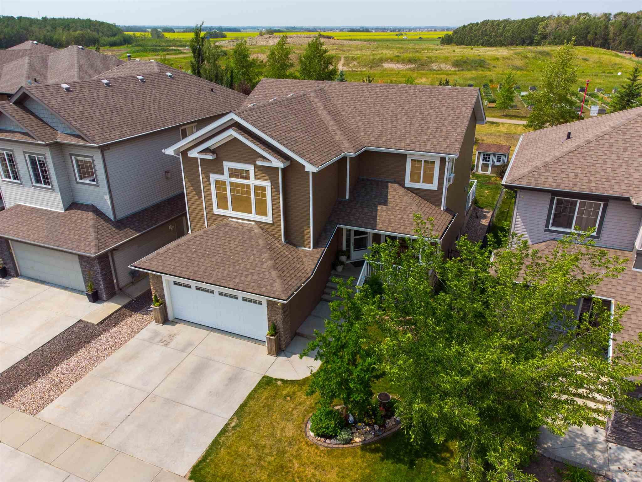 Main Photo: 813 Southfork Green: Leduc House for sale : MLS®# E4255168
