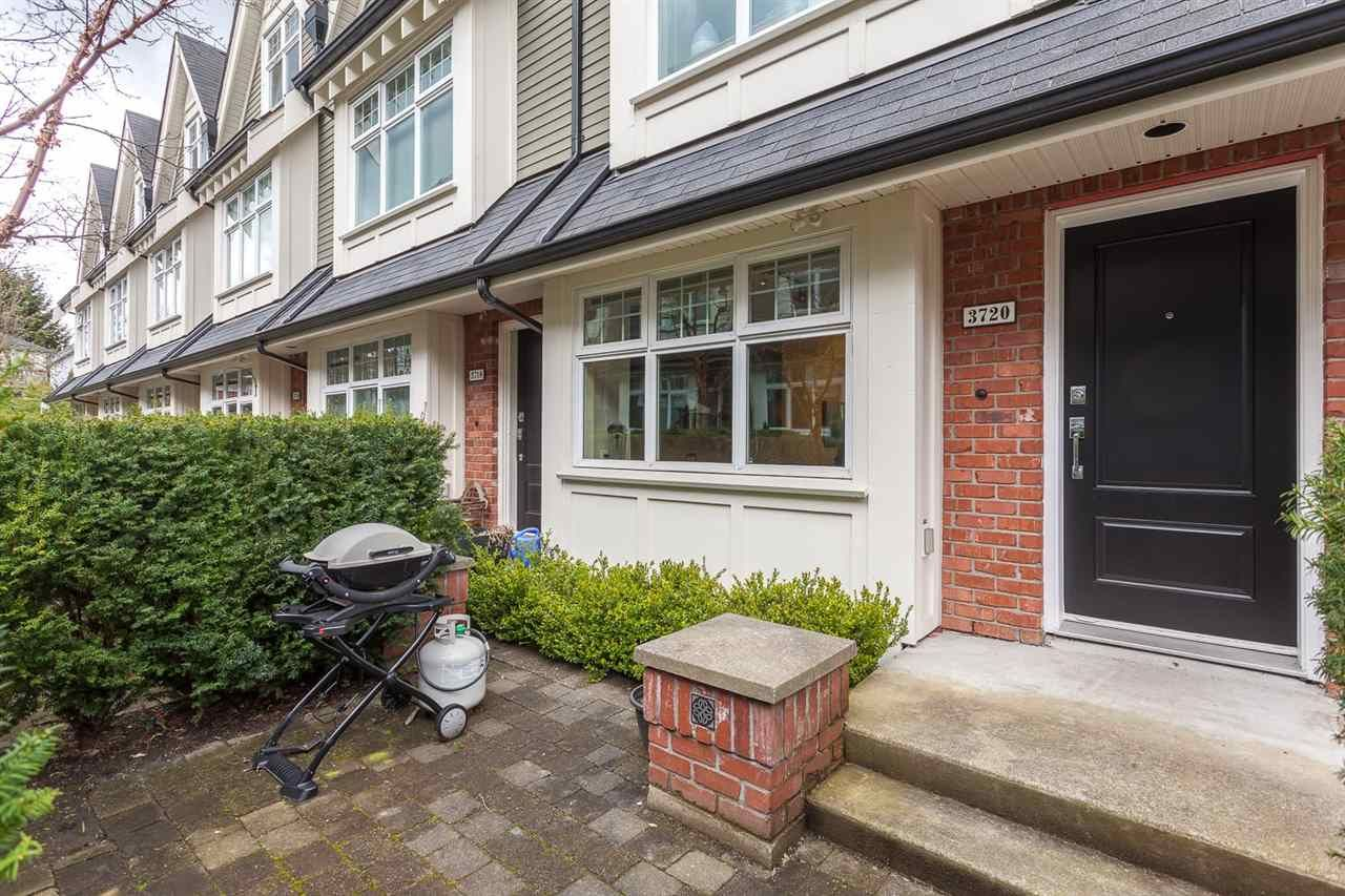 Photo 18: Photos: 3720 WELWYN STREET in Vancouver: Victoria VE Townhouse for sale (Vancouver East)  : MLS®# R2158013