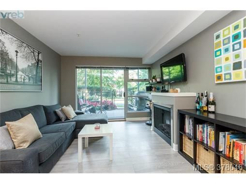 Main Photo: 102 797 Tyee Rd in VICTORIA: VW Victoria West Condo for sale (Victoria West)  : MLS®# 759159