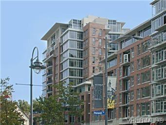 Main Photo: S301 737 Humboldt St in VICTORIA: Vi Downtown Condo for sale (Victoria)  : MLS®# 569600