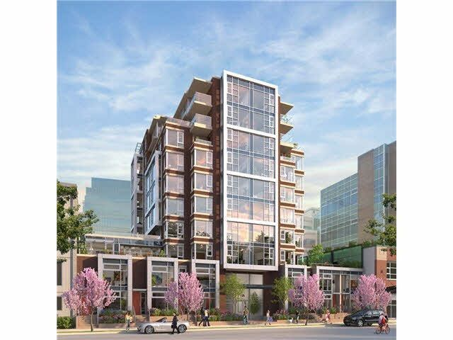 "Main Photo: 802 538 W 7TH Avenue in Vancouver: Fairview VW Condo for sale in ""CAMBIE + 7"" (Vancouver West)  : MLS®# R2545222"
