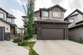 Photo 1: 3651 CLAXTON Place in Edmonton: Zone 55 House for sale : MLS®# E4256005