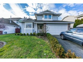 "Photo 1: 19662 SOMERSET Drive in Pitt Meadows: Mid Meadows House for sale in ""Somerset"" : MLS®# R2337988"
