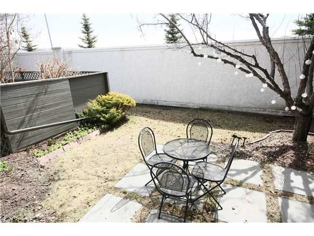 Photo 19: Photos: 505 4935 DALTON Drive NW in CALGARY: Dalhousie Townhouse for sale (Calgary)  : MLS®# C3565264