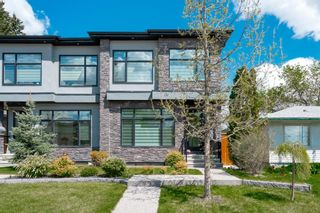 Main Photo: 232 40 Avenue NW in Calgary: Highland Park Semi Detached for sale : MLS®# A1112521