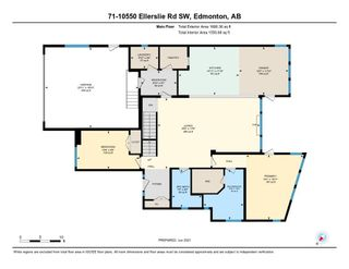 Photo 46: 71 10550 ELLERSLIE Road in Edmonton: Zone 55 Condo for sale : MLS®# E4265282