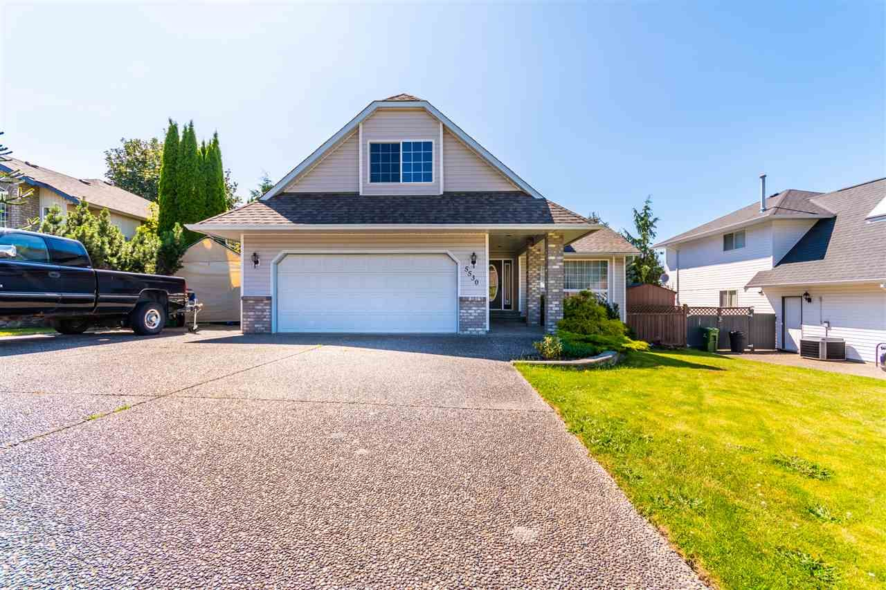 "Main Photo: 5530 HIGHROAD Crescent in Chilliwack: Promontory House for sale in ""PROMONTORY"" (Sardis)  : MLS®# R2477701"
