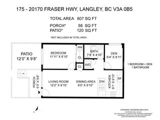 Photo 23: 175 20170 FRASER Highway in Langley: Langley City Condo for sale : MLS®# R2616878