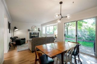 Photo 14: 101 303 CUMBERLAND Street in New Westminster: Sapperton Townhouse for sale : MLS®# R2584594