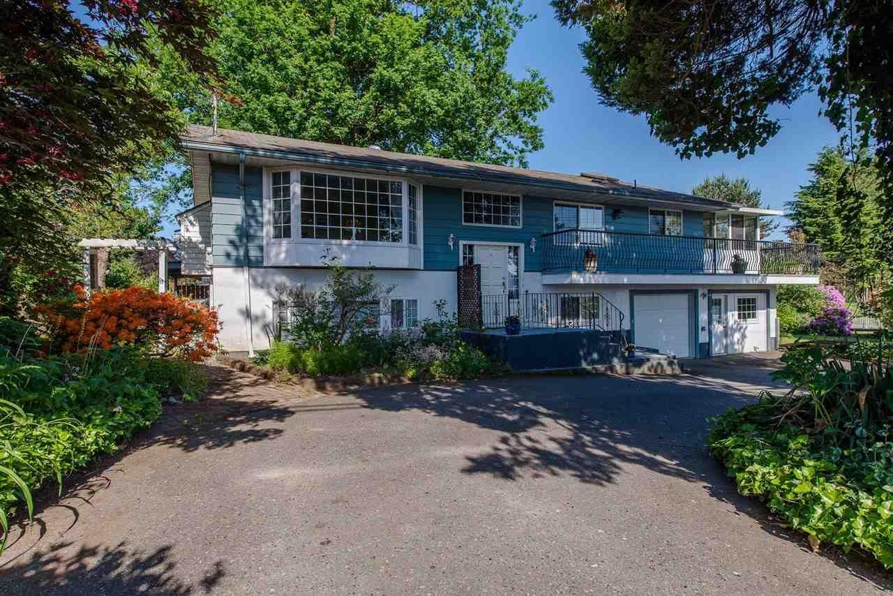 Main Photo: 4383 SELDON ROAD in Abbotsford: Matsqui House for sale : MLS®# R2272194