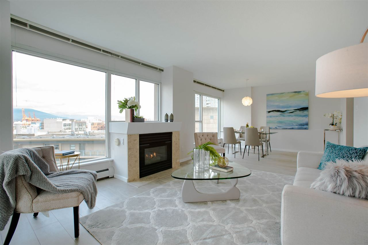 Main Photo: 1002 183 KEEFER Place in Vancouver: Downtown VW Condo for sale (Vancouver West)  : MLS®# R2439168