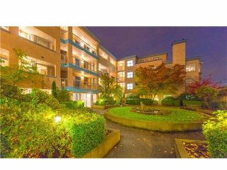 "Photo 1: 101 1518 W 70TH Avenue in Vancouver: Marpole Condo for sale in ""LAUREL POINT"" (Vancouver West)  : MLS®# V1093222"