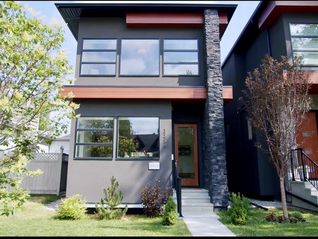 Main Photo: 2228 4 Avenue NW in Calgary: West Hillhurst Detached for sale : MLS®# A1145610