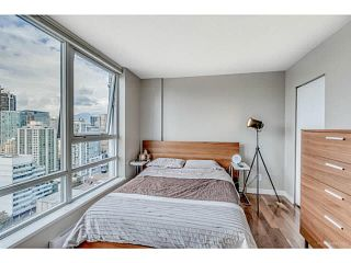 """Photo 9: 3110 928 BEATTY Street in Vancouver: Yaletown Condo for sale in """"MAX I"""" (Vancouver West)  : MLS®# V1135451"""